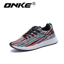 Onke New Brand Men Running Shoes Breathable Upper Man Sneakers Confortable Male