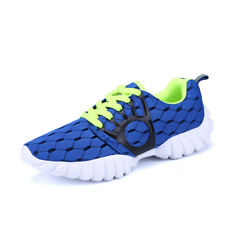 New Men Mesh Running Shoes men Male Breathable shock absorption Outdoor Sports