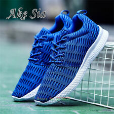 Spring Light mesh casual men shoes 2017 new breathable massage anti-odor man