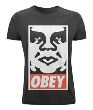 OBEY GIANT T-SHIRT - SHEPARD FAIREY - HIGH QUALITY SHIRT - FREE POSTAGE