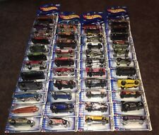 HOT WHEELS 2003 FIRST EDITIONS  *** YOU CHOOSE***  BIN 83