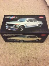 Kyosho BMW 2002 Turbo Silver RARE 1/18th Scale
