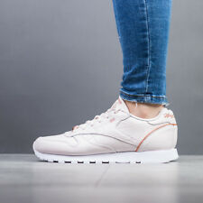 SCARPE DONNA SNEAKERS REEBOK CLASSIC LEATHER HW [BS9880]