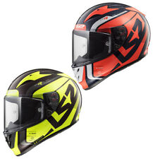 LS2 FF323 ARROW C EVO STING Barbera Baz INTEGRALE DA MOTO SPECIFICHE CORSA CASCO