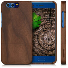 kwmobile CUSTODIA RIGIDA LEGNO PER HUAWEI HONOR 9 VERO NATURALE COVER