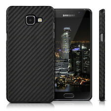 kwmobile CUSTODIA PER SAMSUNG GALAXY A5 (2016) BACK COVER CASE CARBON LOOK