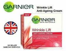 Garnier Wrinkle Lift Anti Ageing Cream Fine Lines Skin Firmer Dryness Under Eye