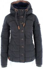 Naketano Breakfast Club III Damen Kapuzen Winterjacke