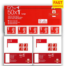 Royal Mail 1st Class Letter Large Letter Self Adhesive ORIGINAL Postage Stamps