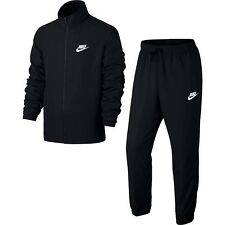 Nike Polyester Full Tracksuit Jogging Jacket Top Joggers Training Pants Bottoms