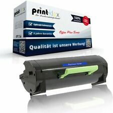 alternativo CARTUCCIA TONER PER LEXMARK 502H STAMPANTE xl-office Plus Serie