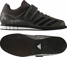 Adidas Powerlift 3.1 Mens Black Weight Lifting Shoes Gym Trainers Weightlifting