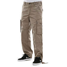 REELL Ripstop Cargo Pantalon beige (taupe) - coupe ample cargo pantalon