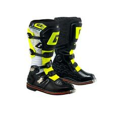 Stivali GAERNE GX 1 black | yellow fluo | white
