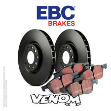 EBC Rear Brake Kit Discs & Pads for Vauxhall Signum 2.0 TD 2003-2004