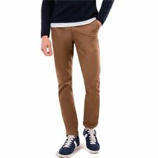 Pantalon Chino Beige Slim Fit L-32 de Tiffosi