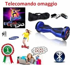 HOVERBOARD SMART BALANCE SKATE ELETTRICO BLUETOOTH SELF MONOPATTINO SCOOTER HM
