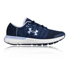 Under Armour Womens Speedform Gemini Vent Running Shoes Trainers Sneakers Navy