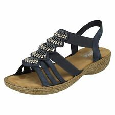 Ladies Rieker Slingback Sandals *65869*