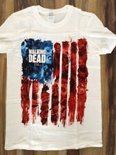 Men's official merchandise american gore the walking dead T Shirts