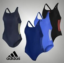 Ladies Genuine Adidas Training Infinitex Fitness Eco Swimsuit Swimwear Size 8-18