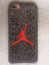 Cover Case Custodiain gomma Sottile iPhone 7 Michael Jordan SUPREME NBA