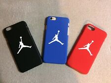 Cover Case Custodia 2 colori Sottile iPhone 6 - 6S 7 Michael Jordan SUPREME NBA