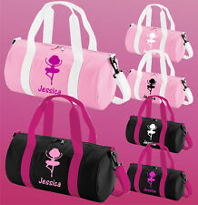 GREAT NAMED GIFT DANCE BAG SCOTTISH TERRIER DOGS PERSONALISED GYM SWIMMING