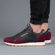 SCARPE UOMO SNEAKERS REEBOK CLASSIC LEATHER [BS9744]