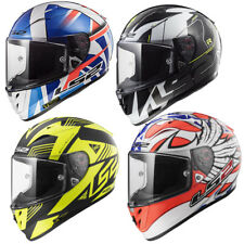 LS2 FF323 ARROW EVO TECHNO NEON Freedom INTEGRALE DA MOTO SPECIFICHE CORSA CASCO