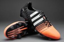 ADIDAS NITROCHARGE 1.0 FG NERO terreno COMPATTO PERFORMANCE Scarpe da calcio