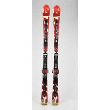Ski occasion Atomic Race D2 SL rouge + fixations