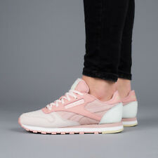 SCARPE DONNA SNEAKERS REEBOK CLASSIC LEATHER PM [CN0361]