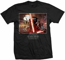 Star Wars T Shirt: Episode VII Collection - Official Merchandise