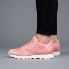 SCARPE DONNA SNEAKERS REEBOK CLASSIC LEATHER SATIN [CM9800]