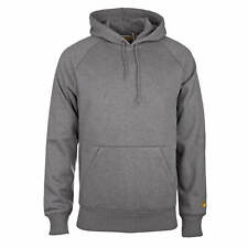 Carhartt Hooded Chase SWEATER SUDADERA CON CAPUCHA GRIS - Jersey Para Hombres