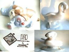 NAO by LLADRO figures. Watch the videos