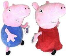 Peppa Pig & George Large Plush Toys Approx. 35cm