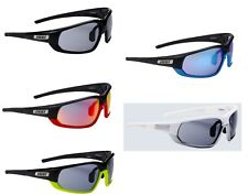 BBB BSG-45 ADAPT SPORT SUNGLASSES WITH 3 X LENSES,CASE RRP 79.99! Oakley Tifosi