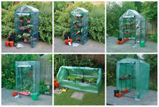 3/4 Tier Greenhouse Cold Frame Cloche Tomato House Garden Outdoor Plant Growing