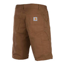 Carhartt Ruck Single Knee Short hamilton brown Herren Bermuda im Workwear Stil