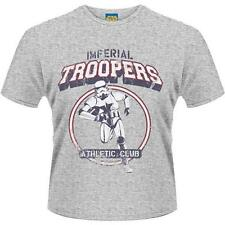 Star Wars - Imperial Troopers Athletic Club T-Shirt - Neu Offiziell Lucasfilm