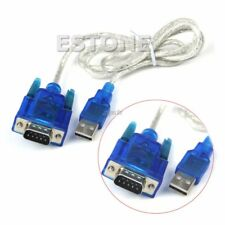 USB a RS232 Porta Seriale a 9 Pin DB9 Cavo Seriale COM Port Adapter
