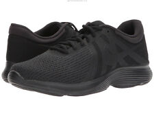 Nike Mens Revolution 4 Trainers, Nike Revolution Running Shoes - Black Size 6-14