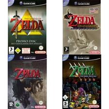 Nintendo GameCube - Best of The Legend of Zelda Spiele - Zustand auswählbar