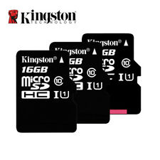 Kingston Micro SD Card Class 10 16 GB 32 GB 64 GB 128 GB di Memoria carta C10