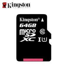 Kingston Scheda di Memoria Micro SD 32 GB 16 GB 64 GB Class10 Scheda Mini SD
