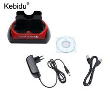 Kebidu HDD Docking Station Dual USB 2.0 2.5/3.5 Pollice IDE External SATA Box