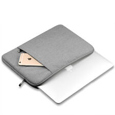Nylon Laptop Sleeve Borsa Custodia per Macbook Air 11 13 12 15 Pro 13.3 15.4