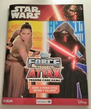 Cromos Sueltos Star Wars (Carrefour) - Force Attax y Rogue One